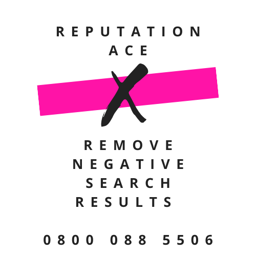 Reputation Ace Remove Negative Search Results