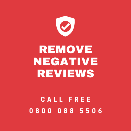 REMOVE NEGATIVE REVIEWS