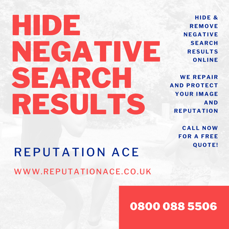 Search Engine Suppression Services From Reputation Ace (1)