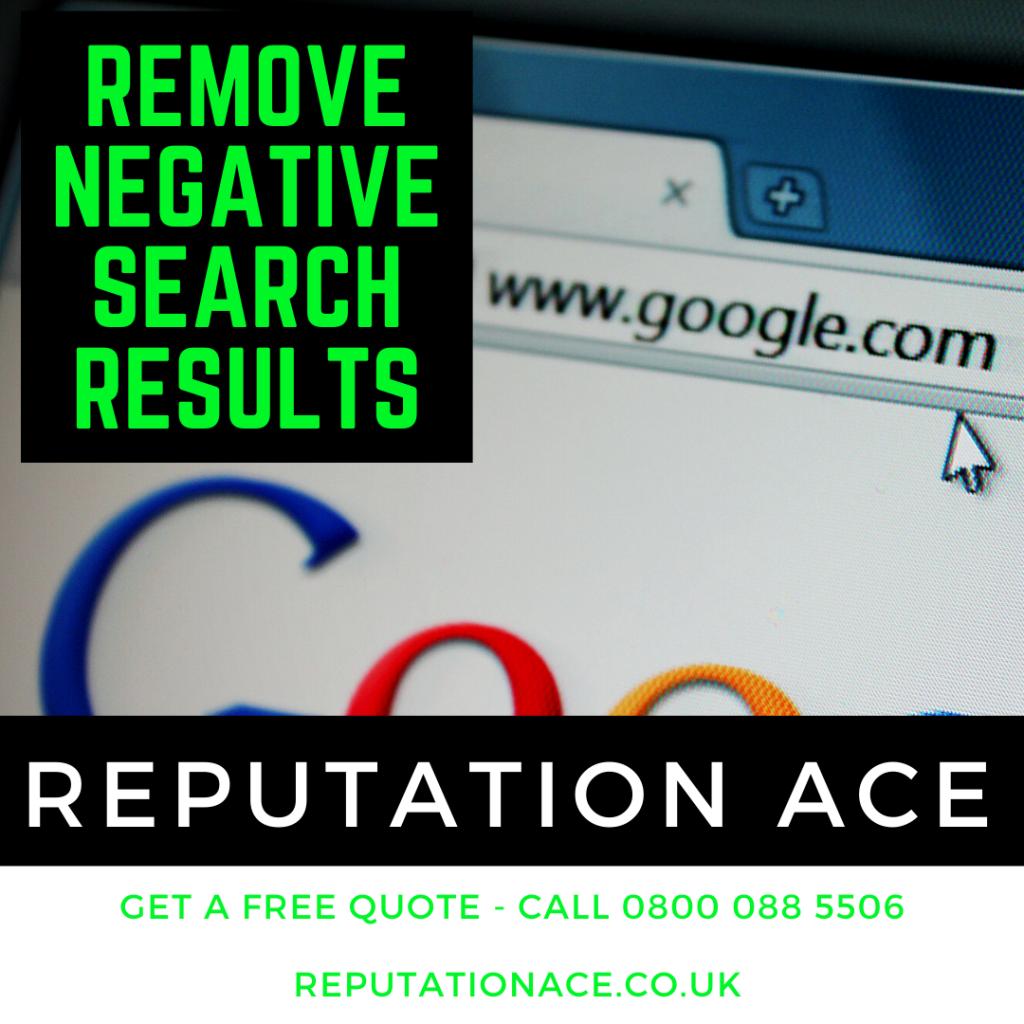 Reputation Management Company - Reputation Ace - 0800 088 5506